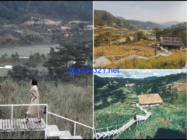 Wilder-nest homestay Tuyền Lâm Đà Lạt có view núi