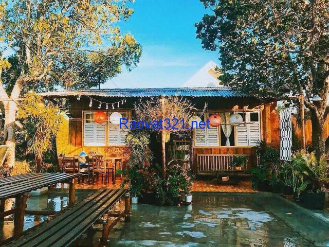 Gỗ homestay – homestay Đà Lạt giá rẻ cho 4 người