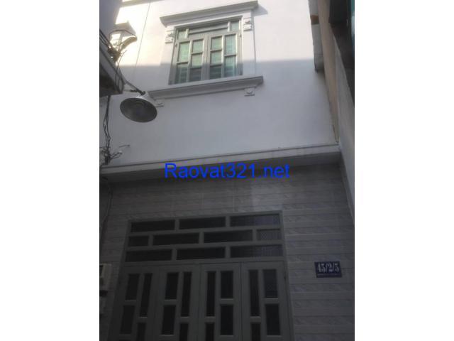 Bán nhà đường Nguyễn Ảnh Thủ KP4, Phường Hiệp Thành, Quận 12