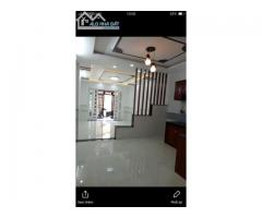 64m2, 1 trệt 1 lầu Lê Thị Hà-Hóc Môn