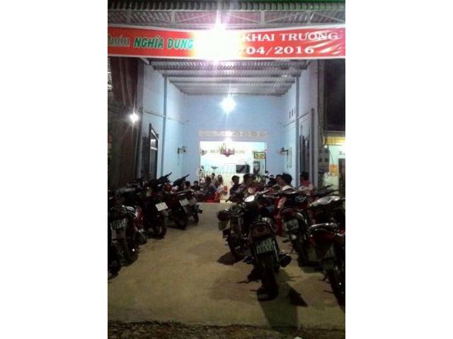 Bán nhà đối diện TTTM chợ Lộc Hiệp