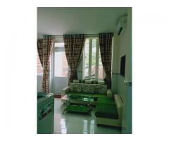Cho thuê căn hộ tiện nghi, giá rẻ, an ninh, khu trung tâm