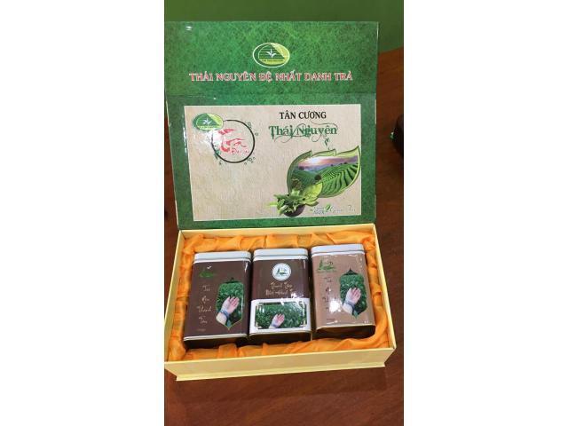 Trà xanh Thái Nguyên ở Hồ Chí Minh đúng chuẩn vị trà truyền thống