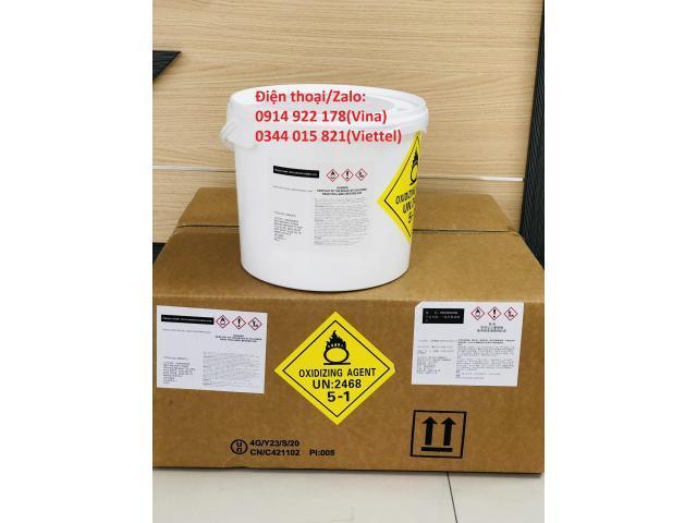 TCCA Viên Sủi 2G diệt khuẩn, xử lý nước