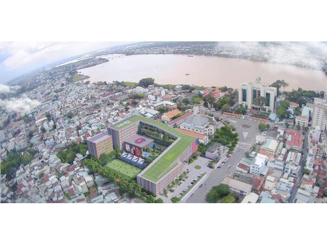 Bán gấp nhà 120m2 đất gần trường Quốc tế Bắc Mỹ, trung tâm Tp Biên Hòa giá 2 tỷ 700 triệu