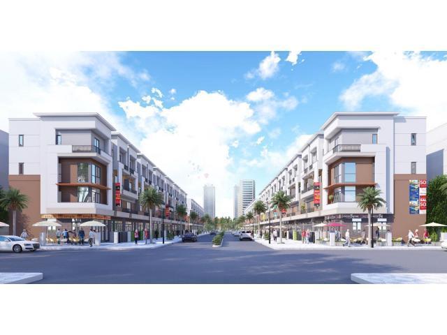 Bán shophouse 4 tầng Centa Diamond VSIP Bắc Ninh giá 2.53 tỷ, lh 0917785266