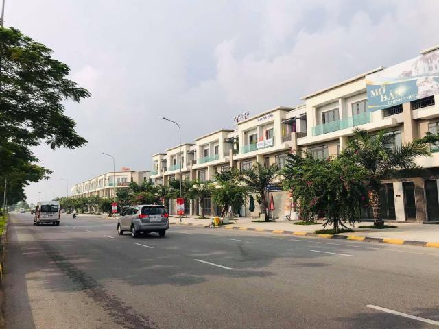 Bán shophouse centa city mặt đường Hữu Nghị giá 5.4 tỷ, lh 0917785266