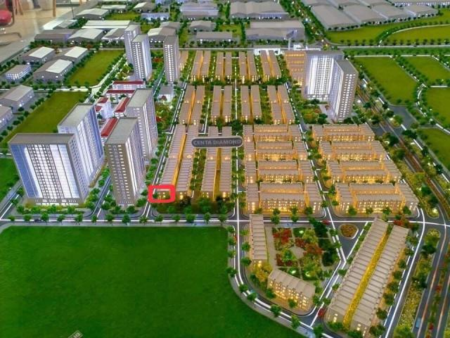 Cần bán nhanh nhà 4 tầng mặt tiền VSIP Từ Sơn, lh 0917785266
