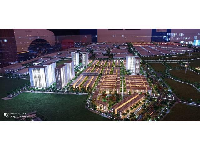 Cần tiền bán lại shophouse 4 tầng mặt tiền VSIP Đại Đồng, lh 0917785266