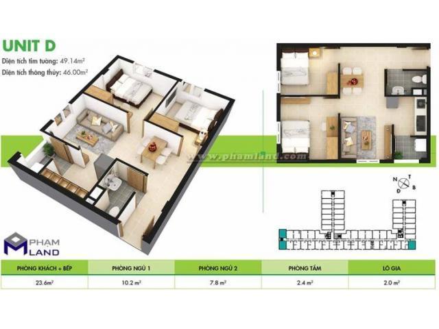 Cho thuê căn hộ chung cư Long Xuyên - An Giang