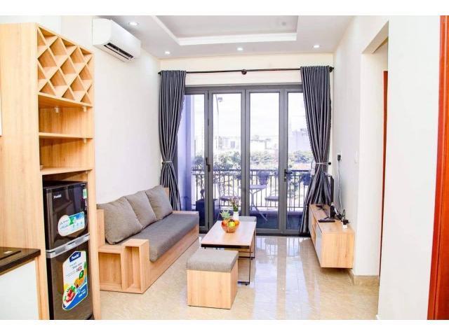 Căn hộ 2 phòng ngủ cho thuê