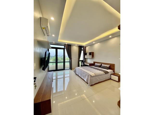 Cho thuê phòng full nội thất KĐT VSIP 5tr/tháng, lh 0973321776