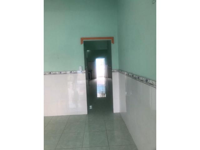 Bán nhà cấp 4 mới keng xà ben diện tích khủng hẻm thông Trần Thị Bốc Hóc Môn.