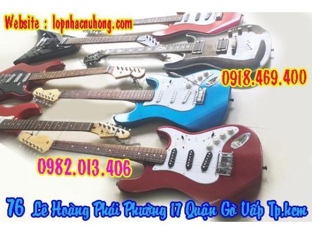 Đàn guitar điện, đàn electric chính hãng