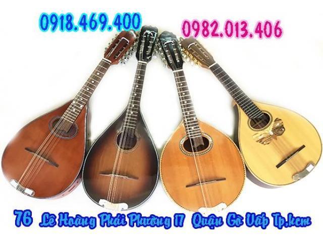 Bán đàn mandolin
