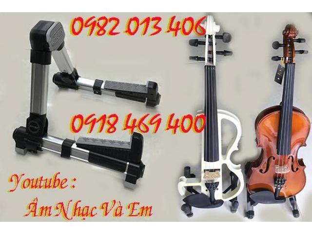 Giá đỡ đàn violin gấp gọn tiện lợi