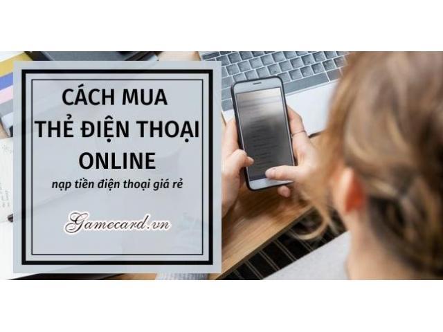 Kinh nghiệm mua thẻ điện thoại Viettel giá rẻ nhất thị trường