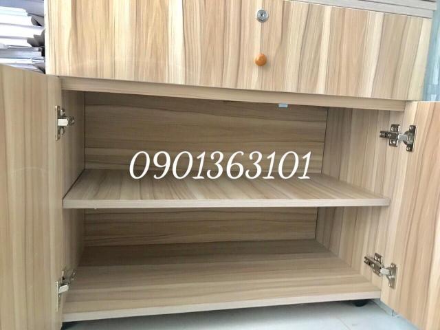 Tủ gỗ MDF sale off giá rẻ còn 2 cái