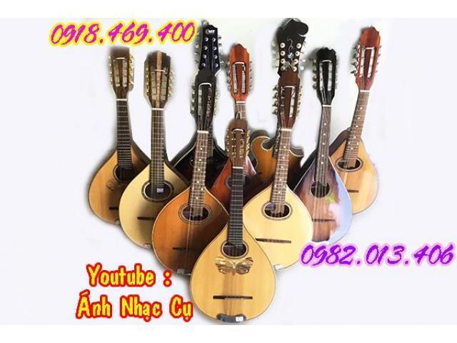 Nơi cho thuê đàn mandolin tại Tp.HCM