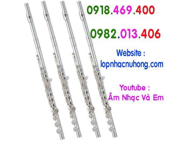 Địa điểm cho thuê và bán sáo flute giá tốt tại Tp,HCM