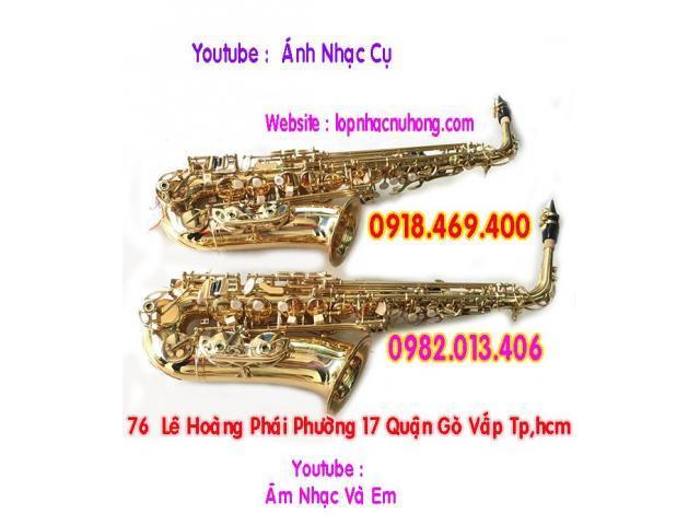 Cho thuê và bán kèn saxophone tại Thành Phố Hồ Chí Minh