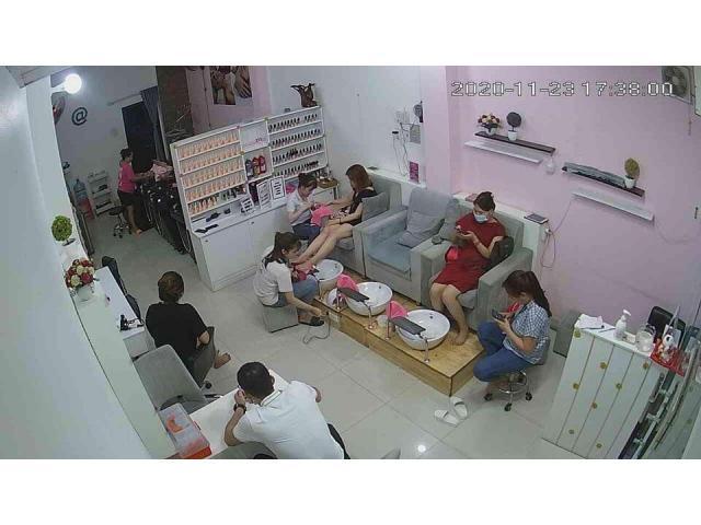 Sang nhượng lại tiệm nail mi gội đầu ở P12, quận Tân Bình, Hồ Chí Minh