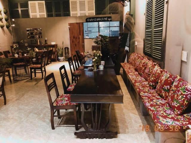 Chuyển nhượng quán cafe Vintage 1988 ở đường Lê Duẩn, TP Hà Tĩnh