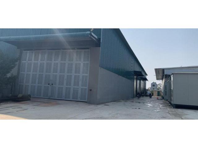 Cho thuê nhà xưởng mới địa hình đẹp Xã Yên Phụ - Huyện Yên Phong - tỉnh Bắc Ninh
