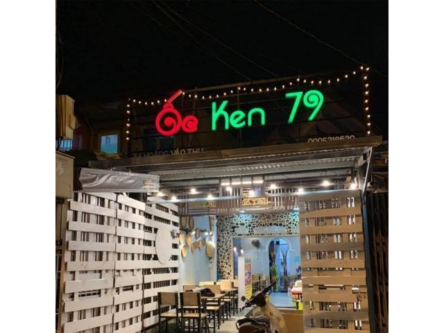 Cần sang toàn bộ quán ở đường Hoàng Văn Thụ, TP Đà Lạt