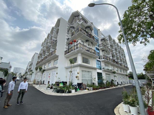 Mở bán khu dân cư cao cấp compound đầu tiên TÂY SÀI GÒN
