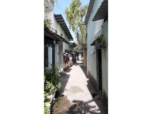 Bán Nhà Nhỏ 1 trệt 1 lửng Đường Số 9 phường Linh Tây quận Thủ Đức - Ngân Hàng Cho Vay 700 Triệu