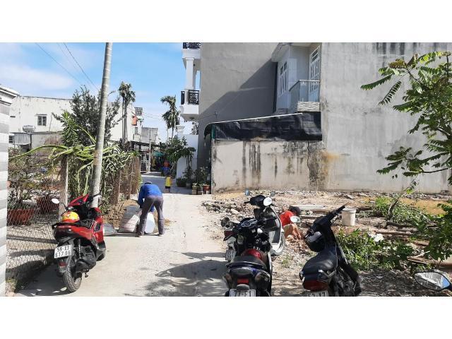 Đất Hẻm Xe Hơi số 6 Đường số 10, phường Hiệp Bình Phước, quận Thủ Đức