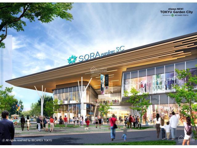 Bán CH Sora 2 cạnh AEON Mall nhận nhà ngay 0919433733