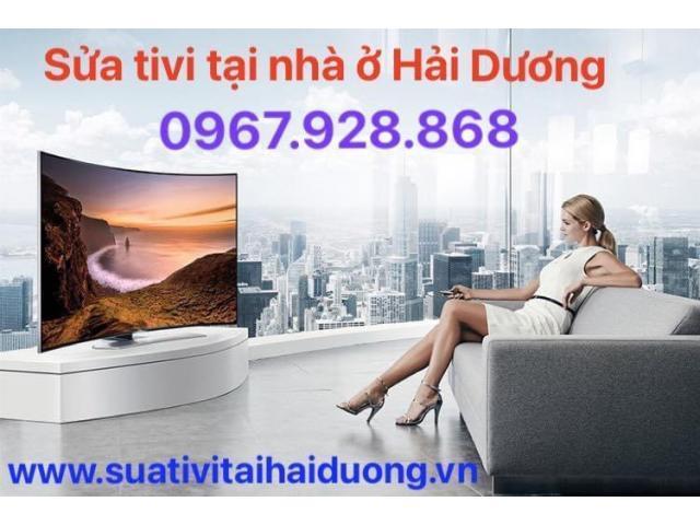 Chuyên sửa tivi tại nhà ở Hải Dương