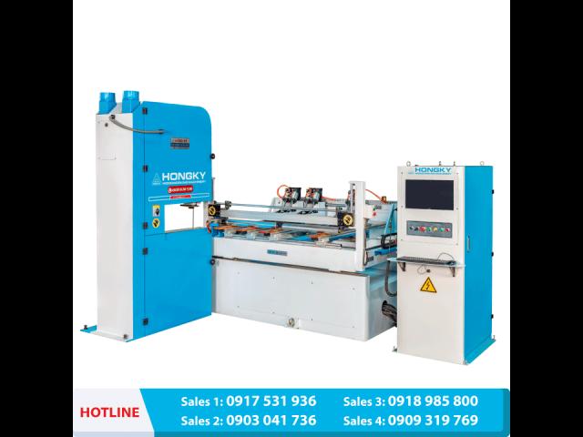 Máy cưa lọng CNC dùng trong chế biến gỗ