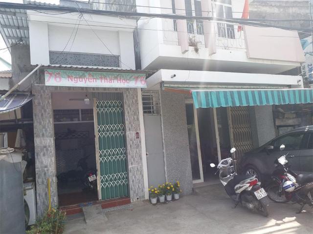 Bán nhà  đường Nguyễn Thái Học, TP. Nha Trang, đất tốt, giá rẻ