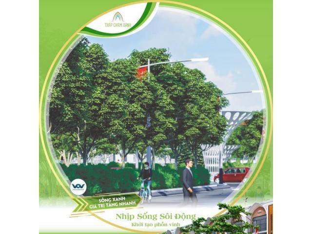 Nhà phố liền kề, dự án Tháp Chàm Xanh, Ninh Thuận