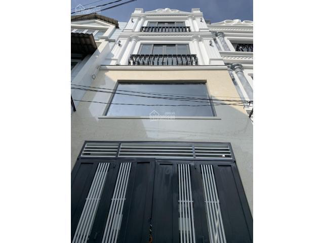 Nhà mới ở ngay Huỳnh Văn Nghệ, DT 42m2 (4x10,6m), sổ chính chủ, giá 5,5 tỷ