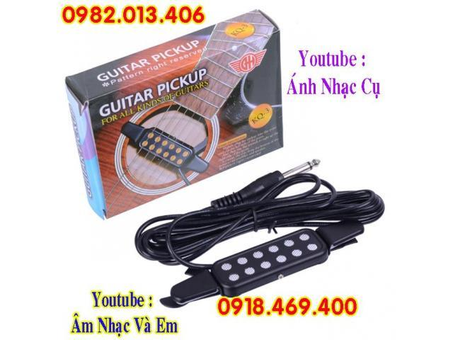 Pickup Guitar Acoustic – Liên hệ : 0982.013.406