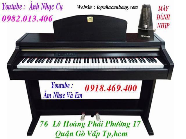 Bán máy đếm nhịp piano metronome chính hãng - giá rẻ - tphcm