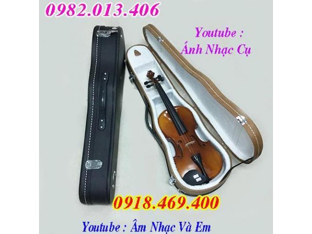 Hộp Đựng Đàn Violin Siêu Nhẹ Và Hộp Cứng