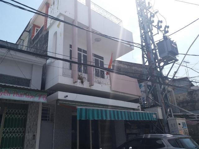 Bán nhà Nguyễn Thái Học, TP. Nha Trang, gần chợ Đầm, gần biển, cách biển 800m