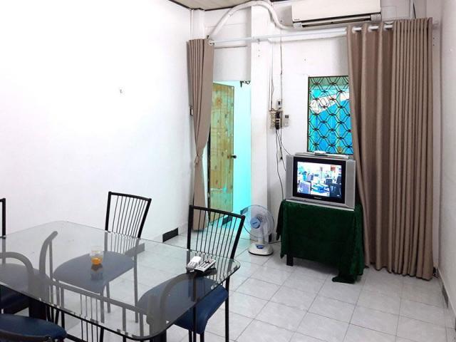 Cho thuê nhà nguyên căn hẻm gần đường chính, 39 BIS đường Đặng Dung, Phường Tân Đinh, Quận 1