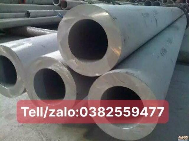 Ống đúc inox SUS304 số lượng lớn, giá trực tiếp tại  nhà máy