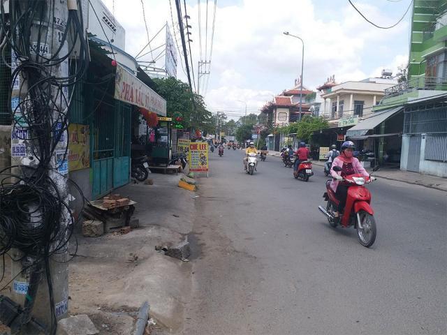 Bán lô đất đường Nguyễn Khuyến, Tp. Nha Trang, đường rộng, thoáng mát, kinh doanh