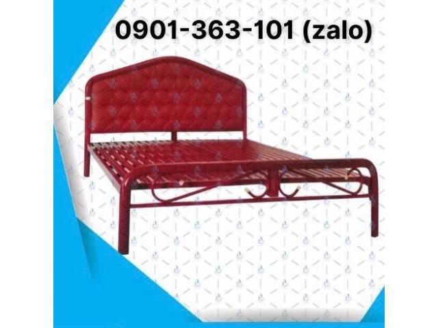 giường sắt tầng xuất khẩu 1m giá rẻ