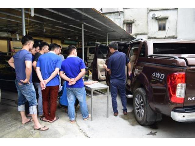 Dạy nghề- học nghề sửa chữa ô tô tại hải phòng