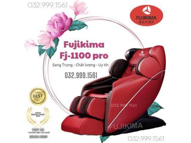 điều khó tin nhưng có thật về ghế massage FUJIKIMA 1100PRO