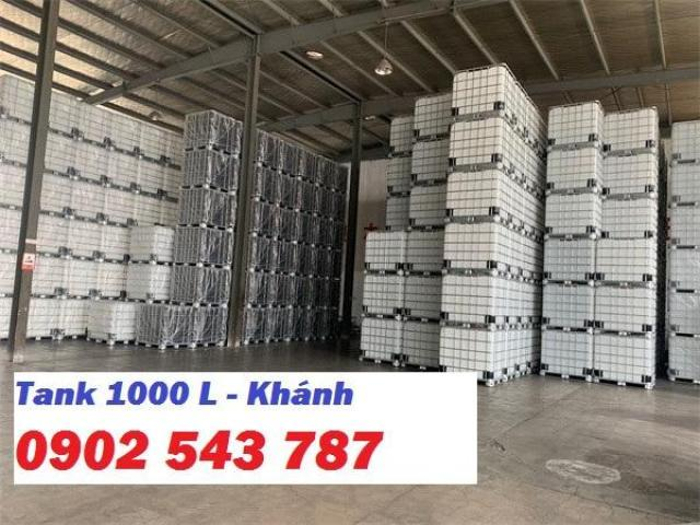 Cung cấp thùng 1000 lít IBC